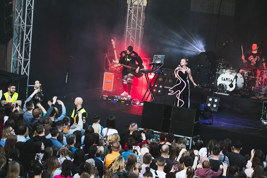 Koncerty i imprezy masowe